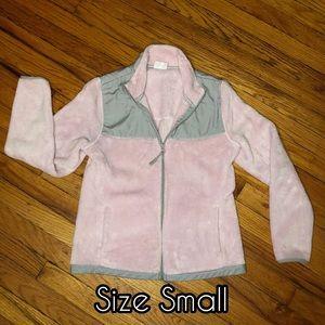 Warm fuzzy pink jacket 🧥